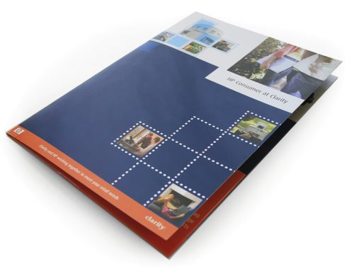 Clarity Folders