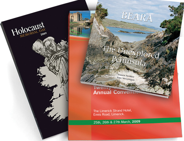 Print Bureau Books and Booklets
