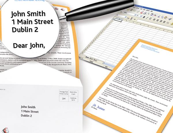 Print Bureau Personalised Printing