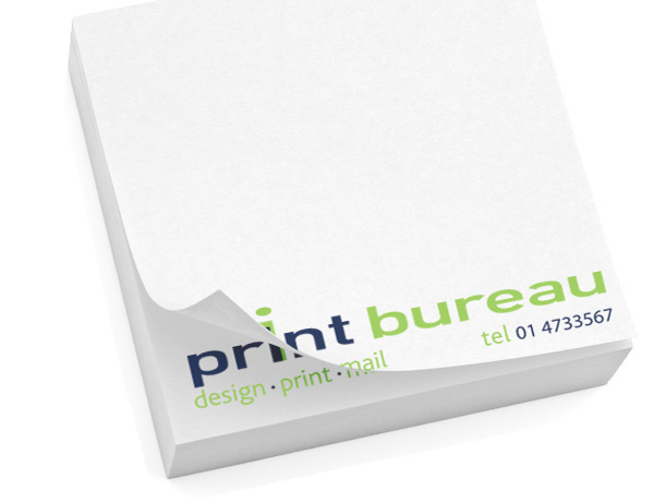 Print Bureau Sticky Notes
