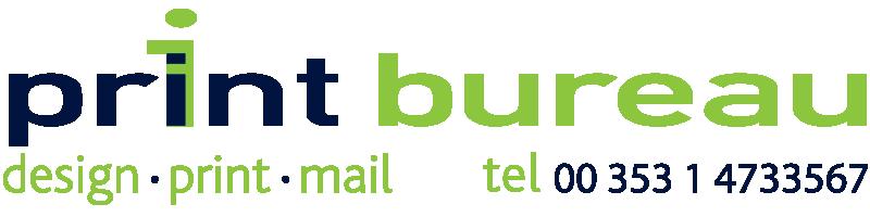Print Bureau Dublin Ireland Retina Logo