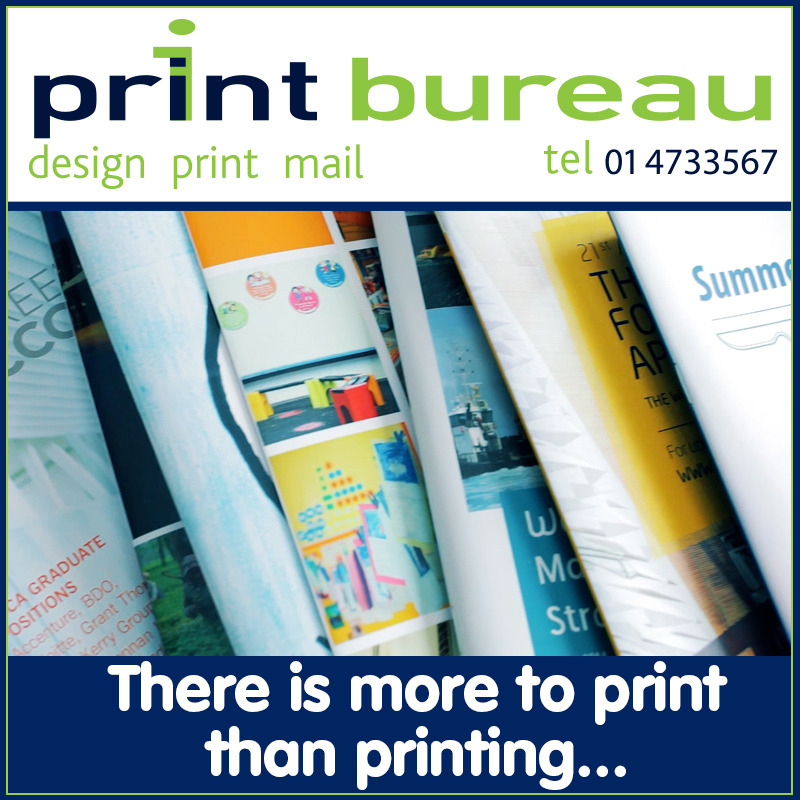 Print Bureau, More to Print than Printing in Ireland