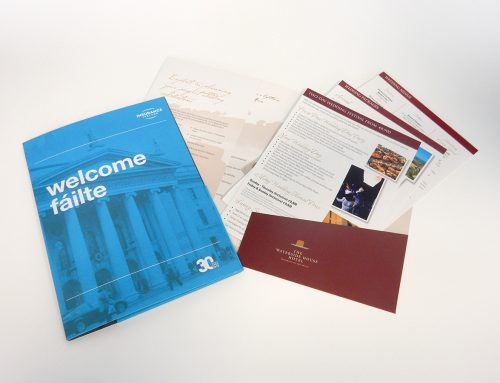Custom Printed Folders and Inserts