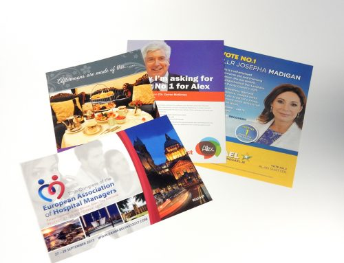 Leaflets and Promotional Mailers