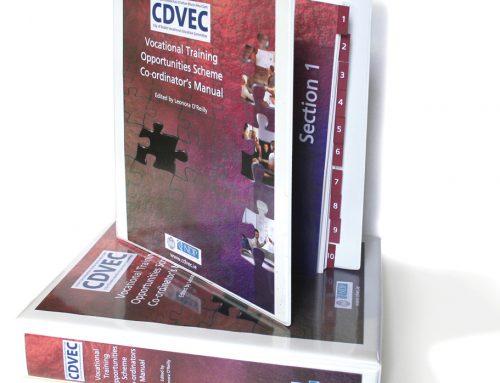 CDVEC Ring Binders