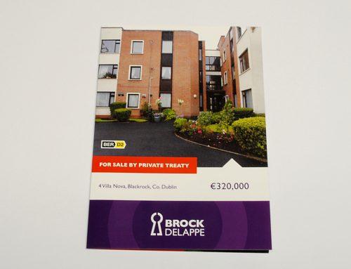 Brock Delappe property leaflet