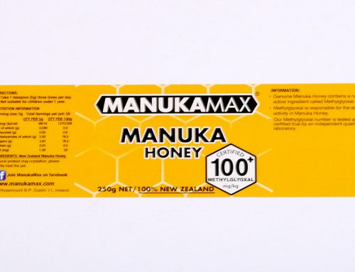 Manuka Max Packaging