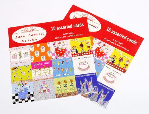 Jane Carroll Cards
