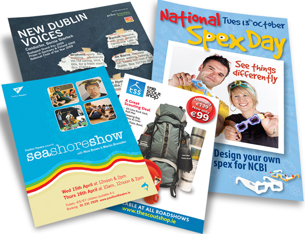 Print Bureau Leaflets and Flyers