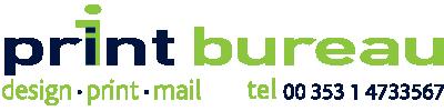 Print Bureau Dublin Ireland Logo