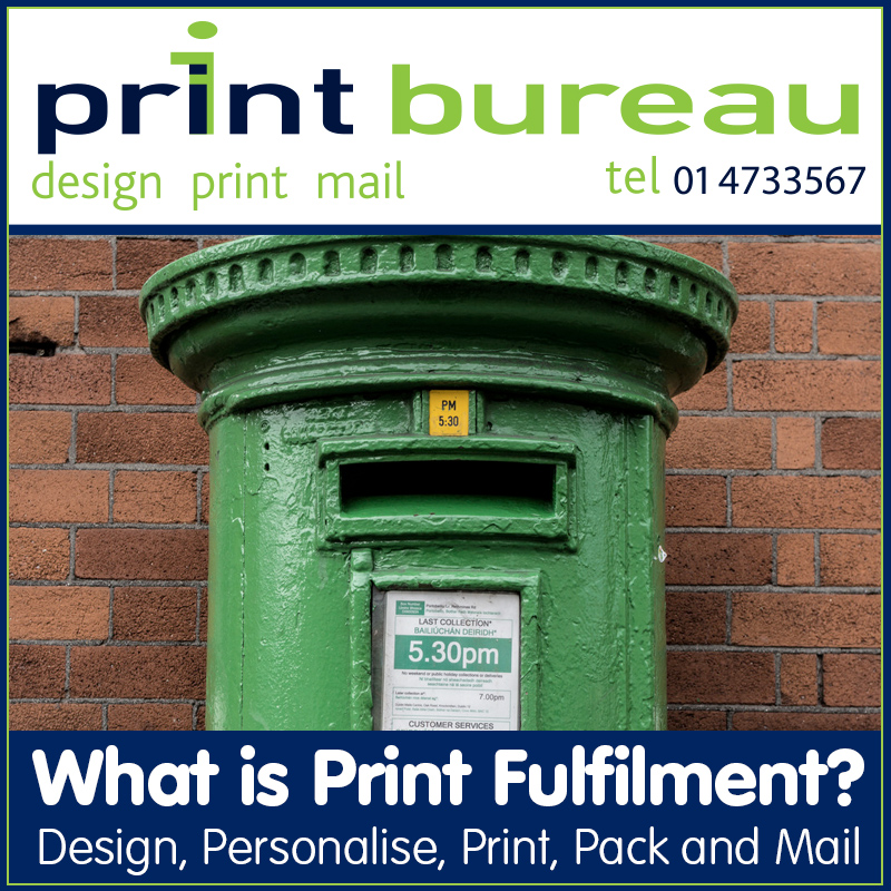 Print Bureau, Print Fulfilment in Ireland