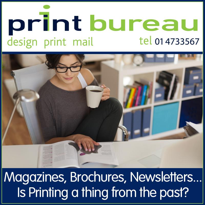 Print Bureau, Magazine, Brochure and Newsletter Printing in Ireland