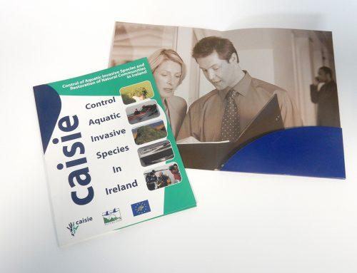 Custom Printed Folders