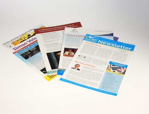 Corporate Newsletters and Magazines