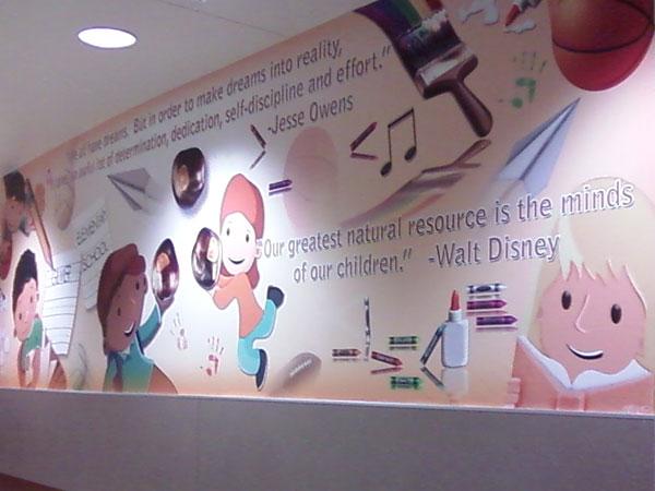 Customised Wallpaper Print Bureau Dublin Ireland
